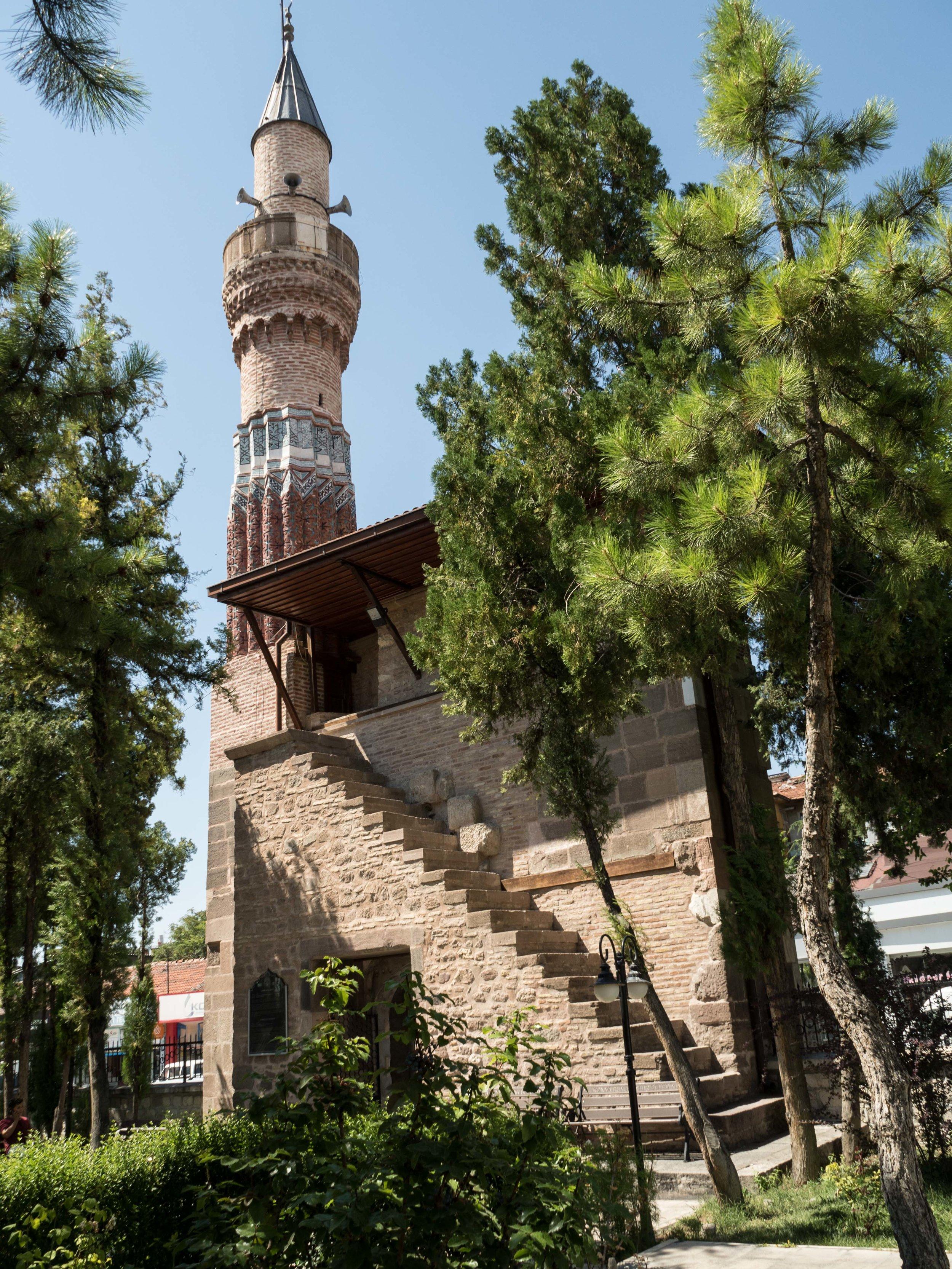 Sahib Minaret