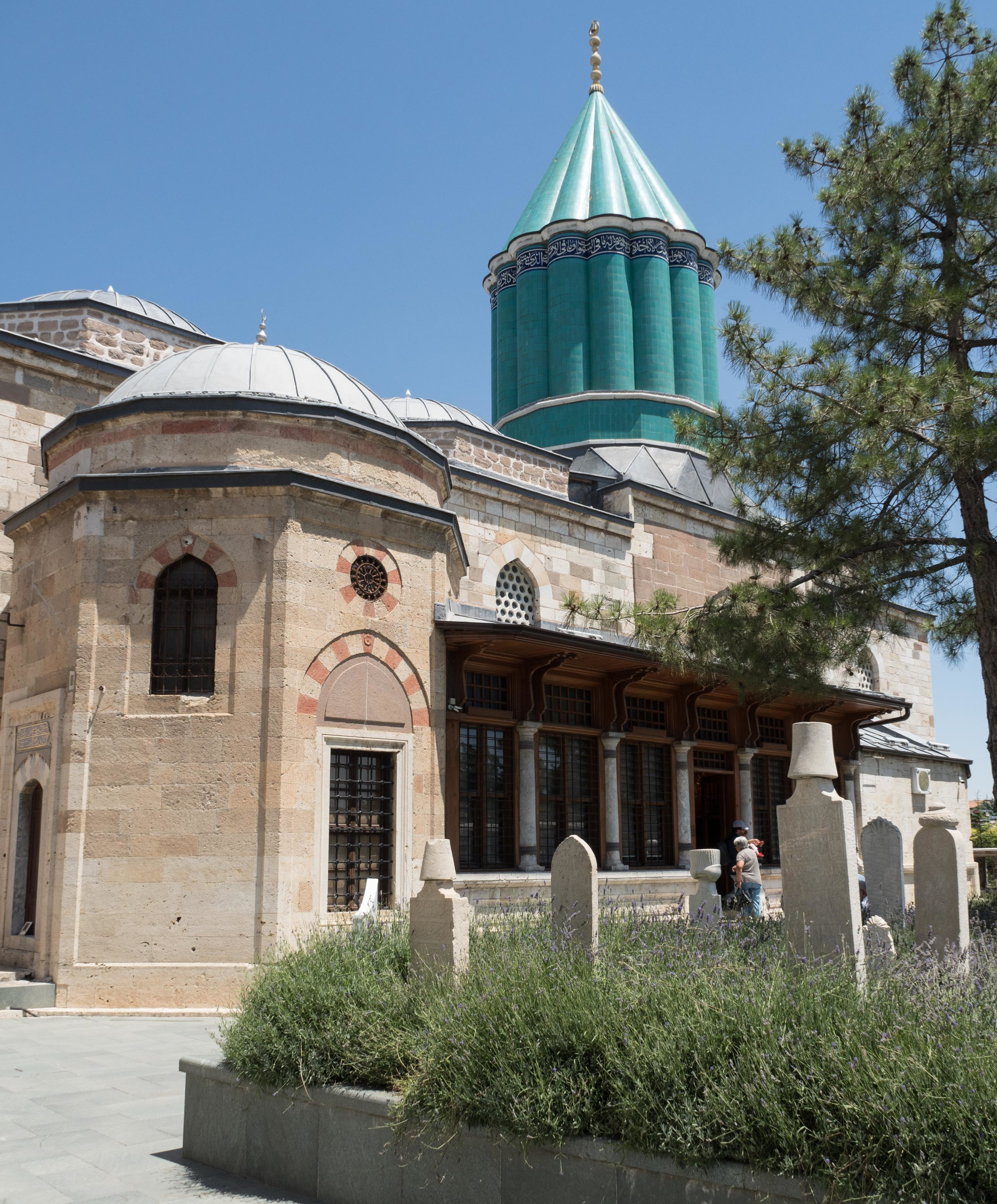 Tomb and Dome