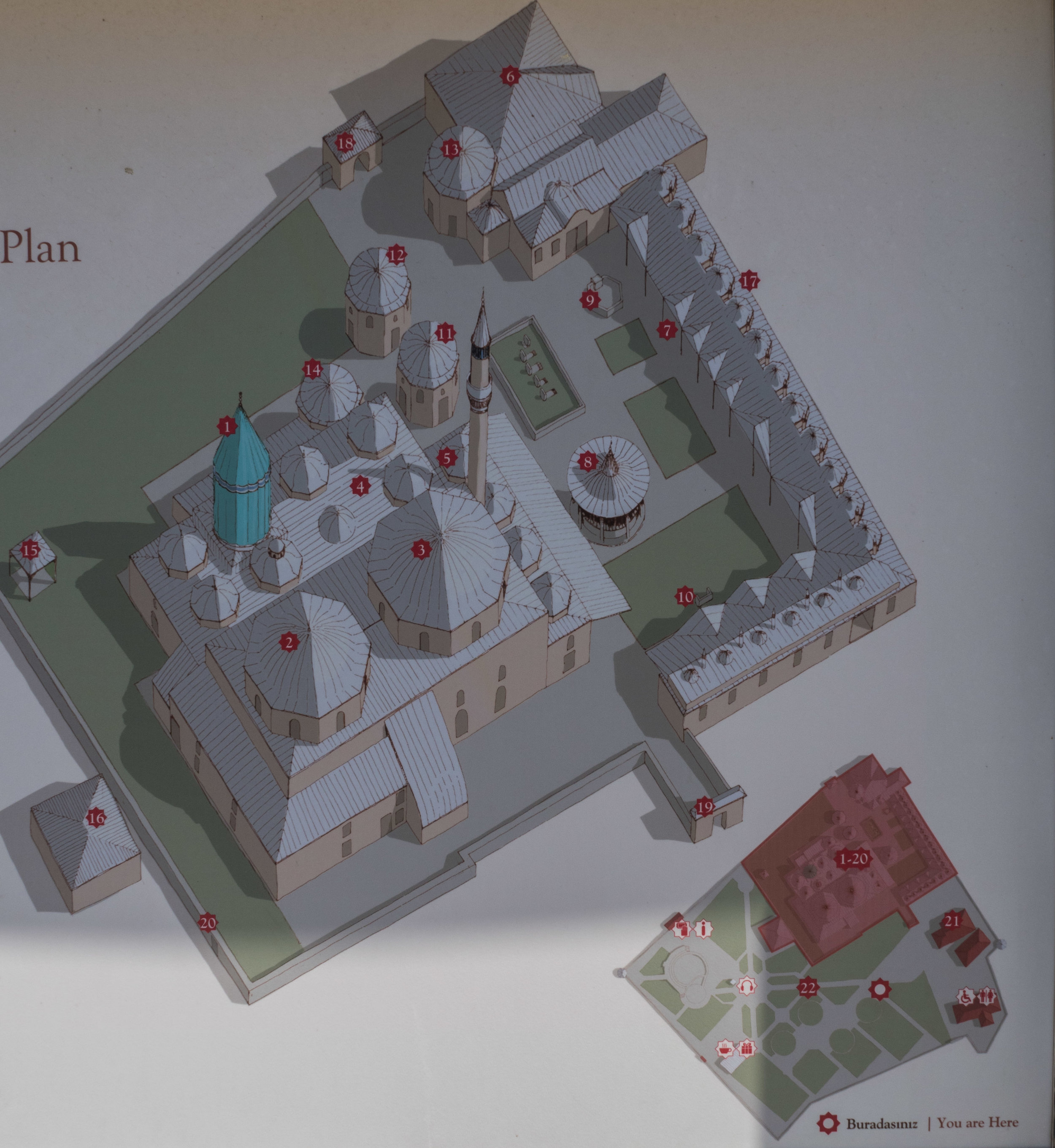 Lodge Map