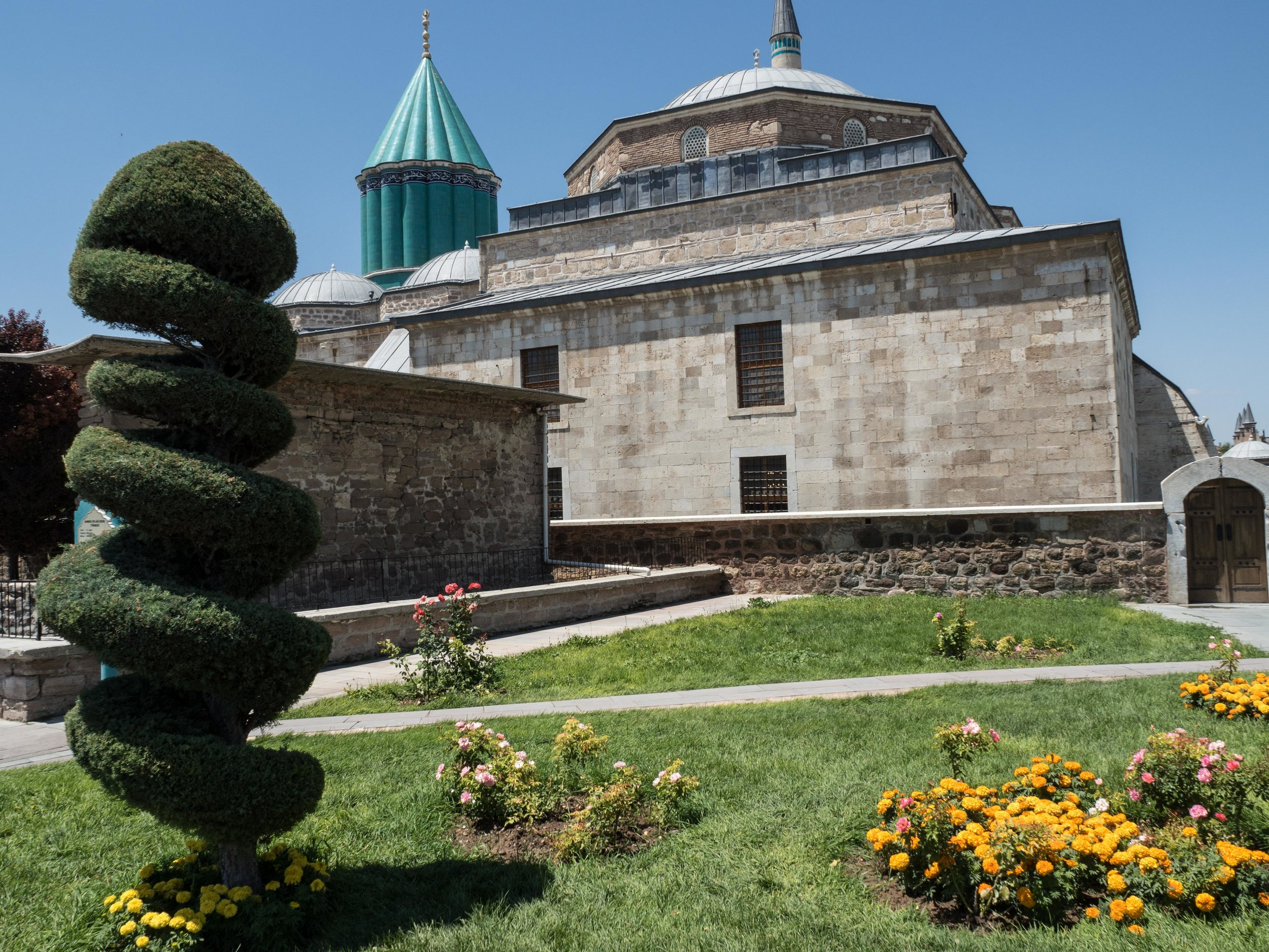 Grounds and Mosque