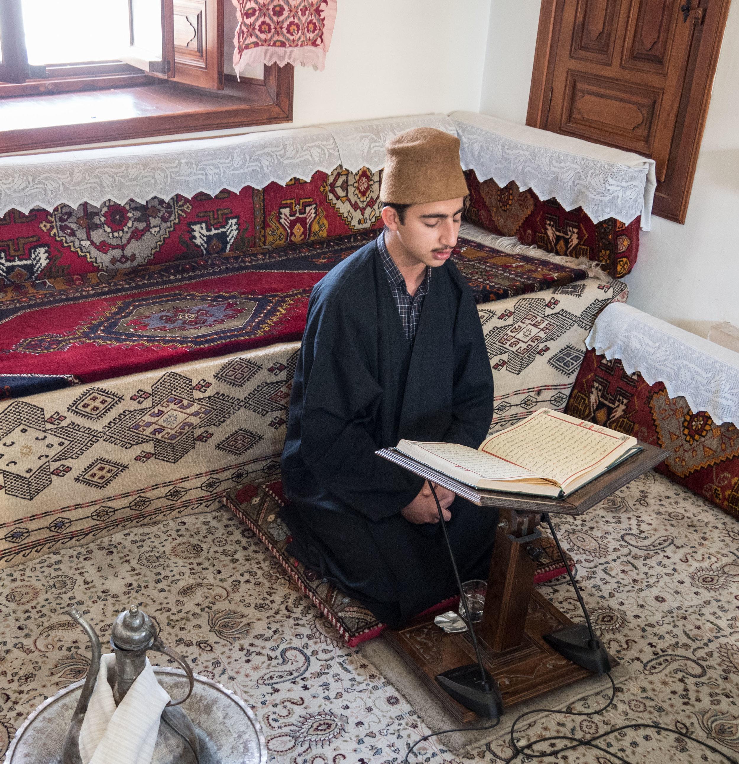 Koran Recitation (real!)