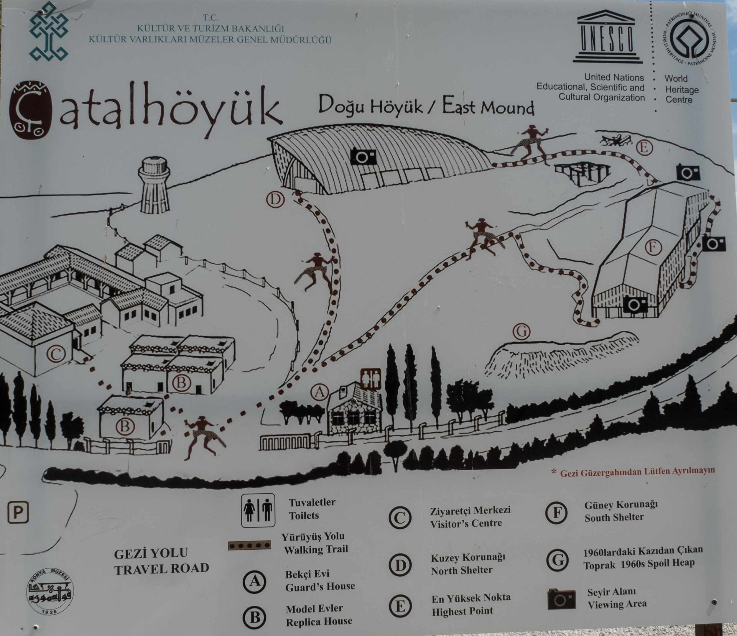 CH Site Map