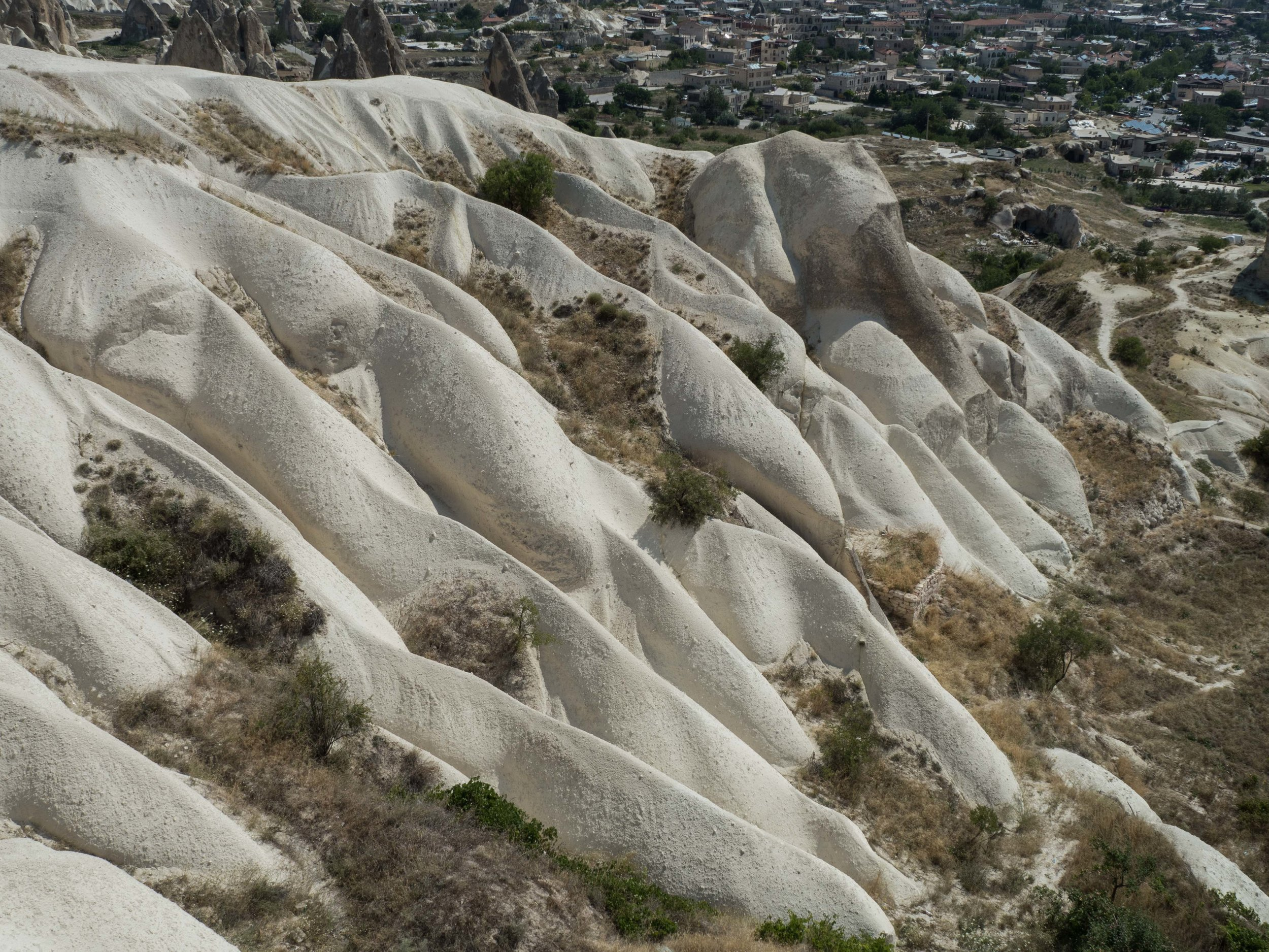 Sloping Formations