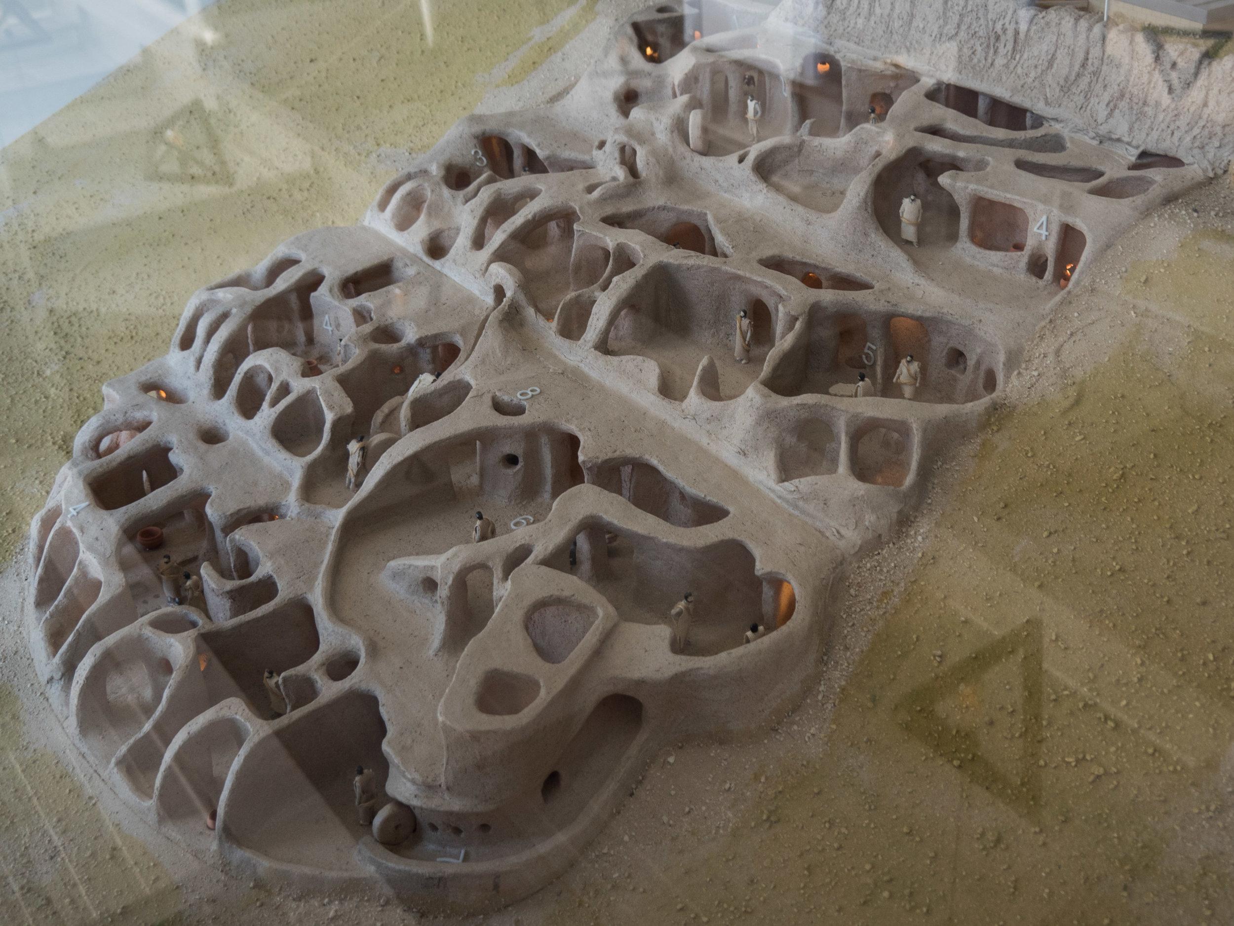 Underground City Model
