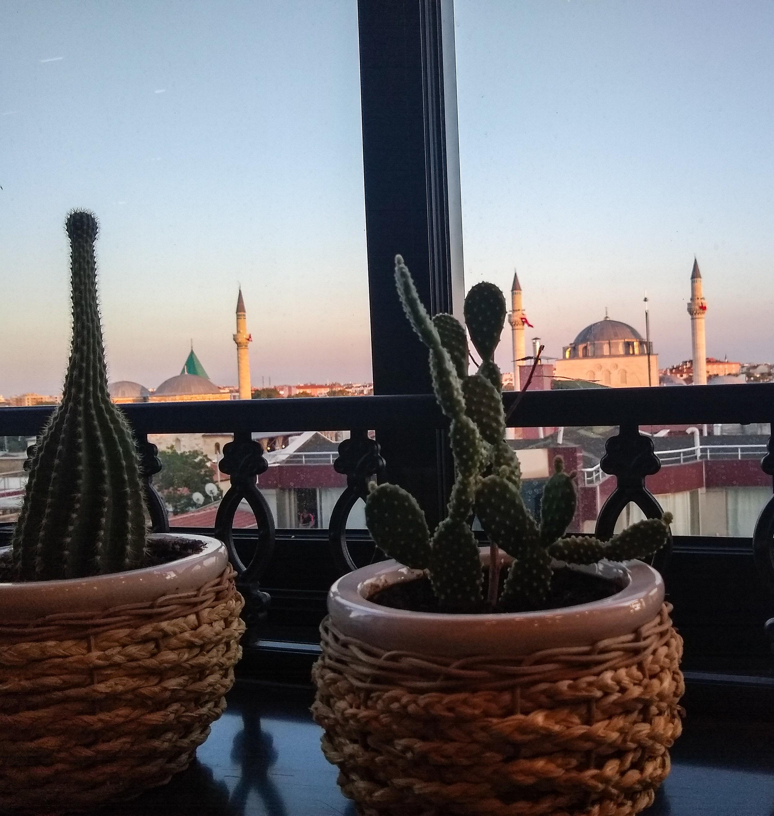 Konya Terrace