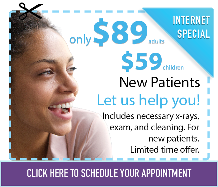 $39 Emergency Exam for New Patients