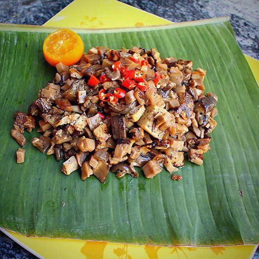 Didn't think FIlipino food could be vegan? Think again. Here's Astig Vegan's sigig recipe.