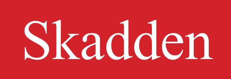 Skadden, Arps, Slate, Meagher & Flom — Manchester University Law ...