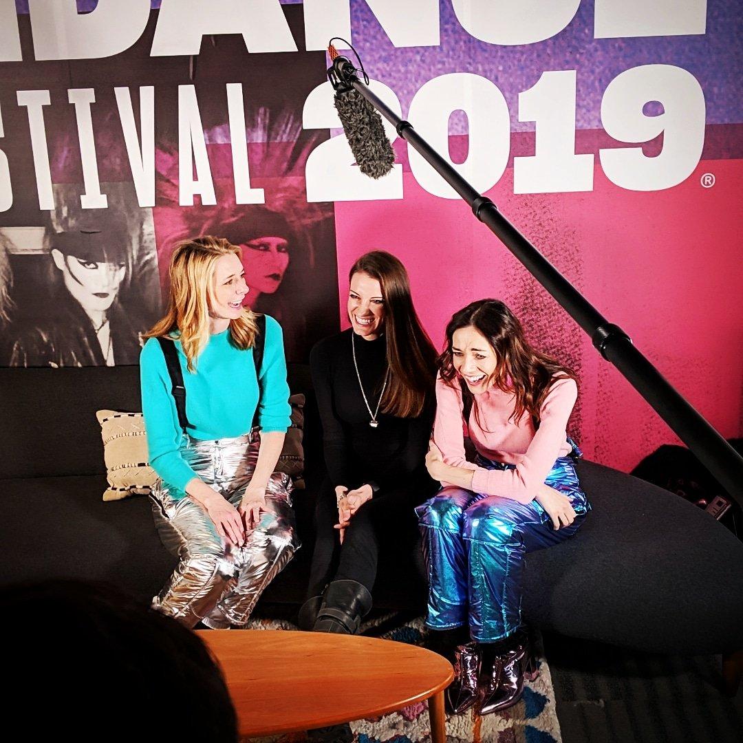 Dawn Luebbe, Natalie Metzger + Jocelyn DeBoer | Sundance Film Festival | 2019