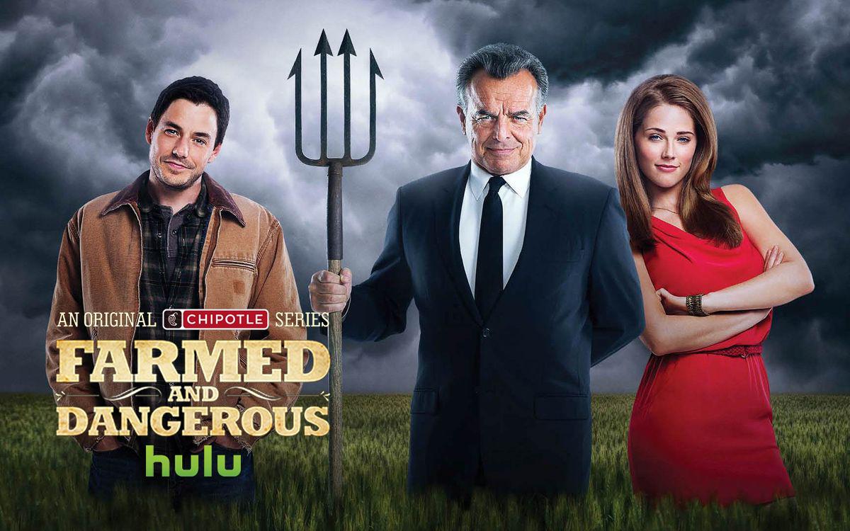 FARMED AND DANGEROUS