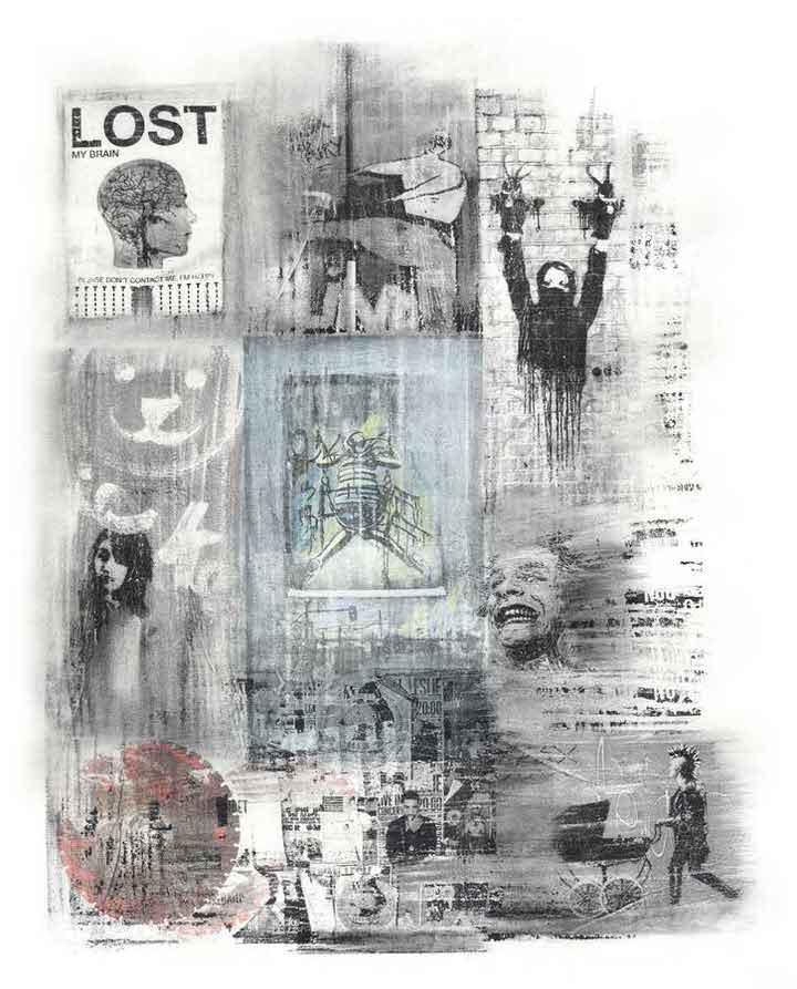 """"""" Lost """""""