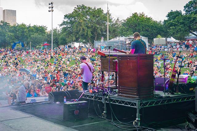 Freedom Over Texas Festival