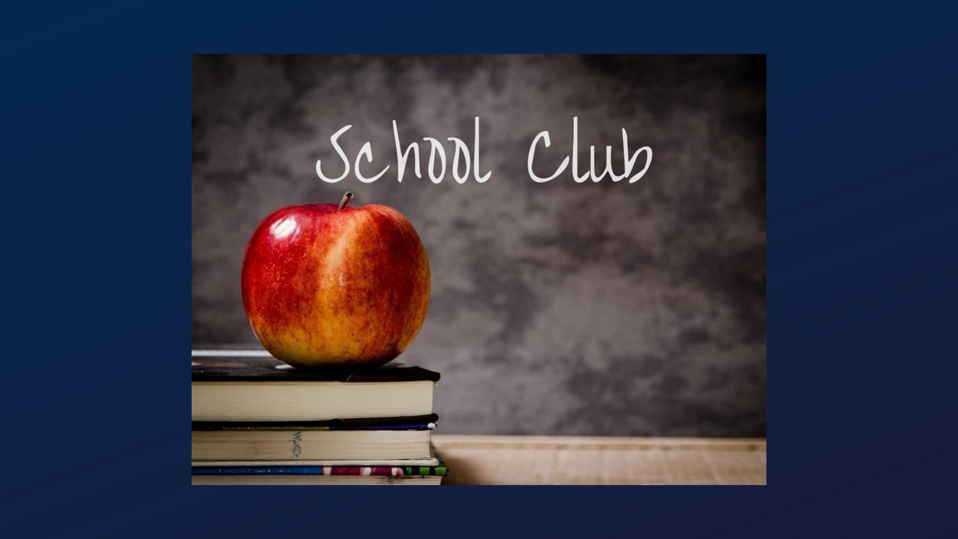 School Club logo