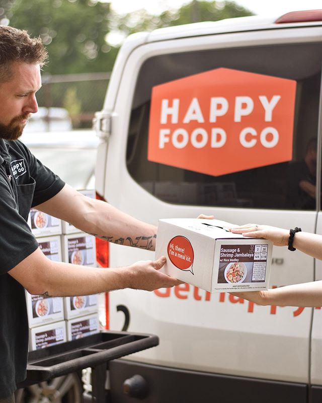From our hands to yours. Here at Happy Food Co., we take pride in being a locally run small business. When you purchase one of our meal kits, you can rest assured that every item was thoughtfully curated and packed with love and care. We're so happy to be a part of the Kansas City community and have the opportunity to bring you even more local goodness! ⠀ ⠀ ⠀ #shopsmall #shoplocal #supportlocal #eatlocal #kansascity #kcmo #instakc #bestofkc #kcigers #mealprep #healthymeals