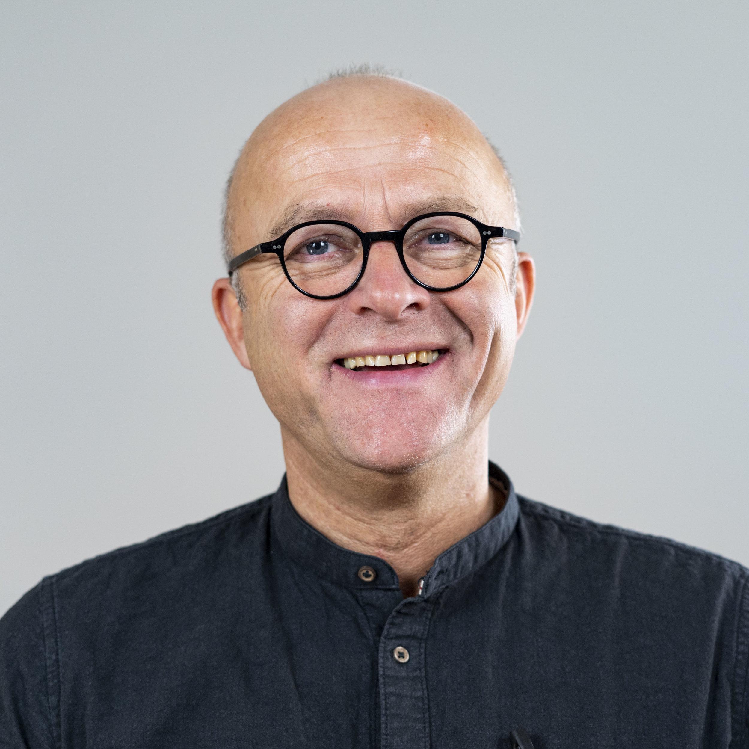 Pastor Edgar Lüken