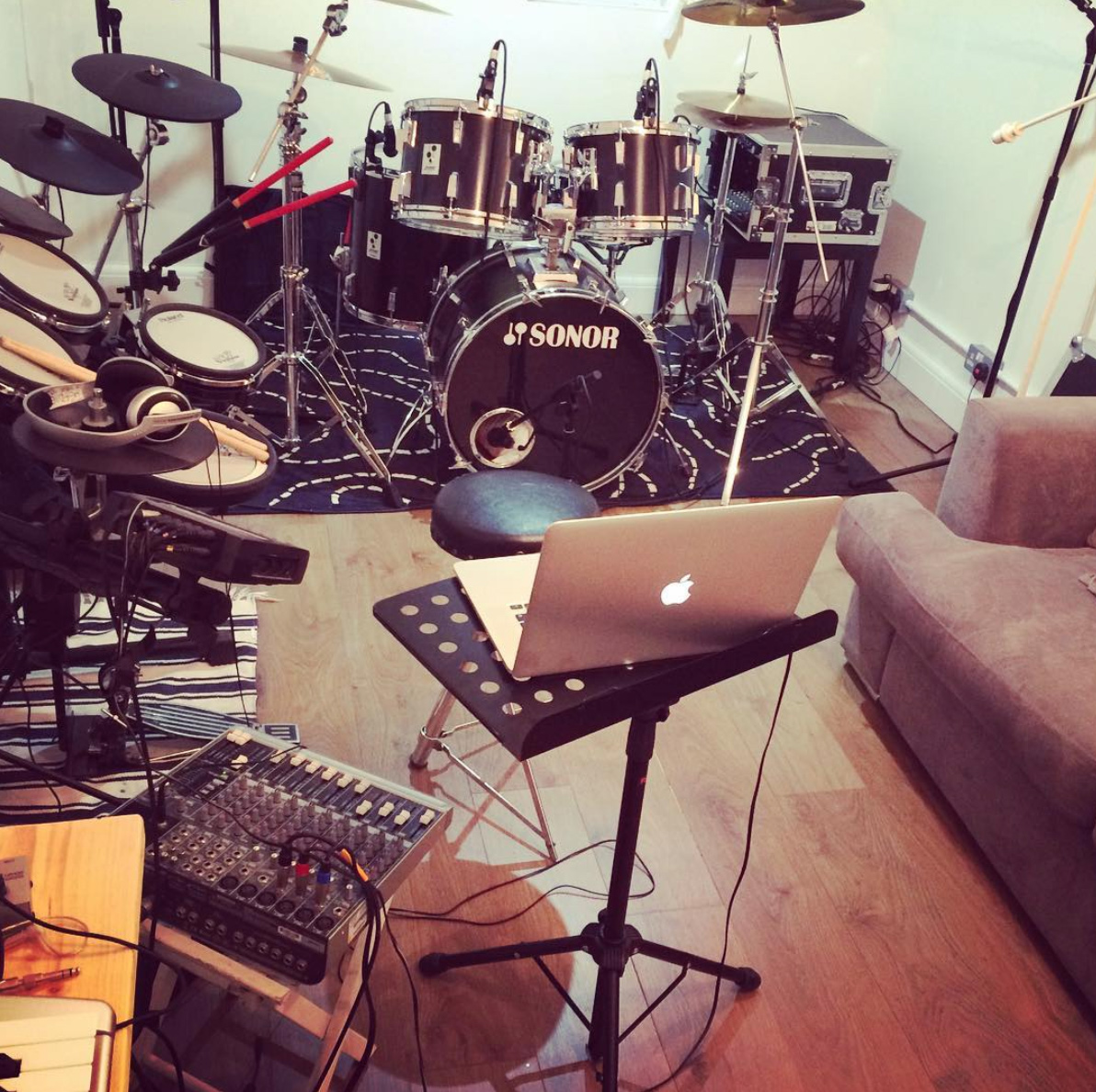COME AND RECORD! - I also record bands and artists in my purpose built and soundproof home studio. Great for pre-production and low cost demos and recordings.