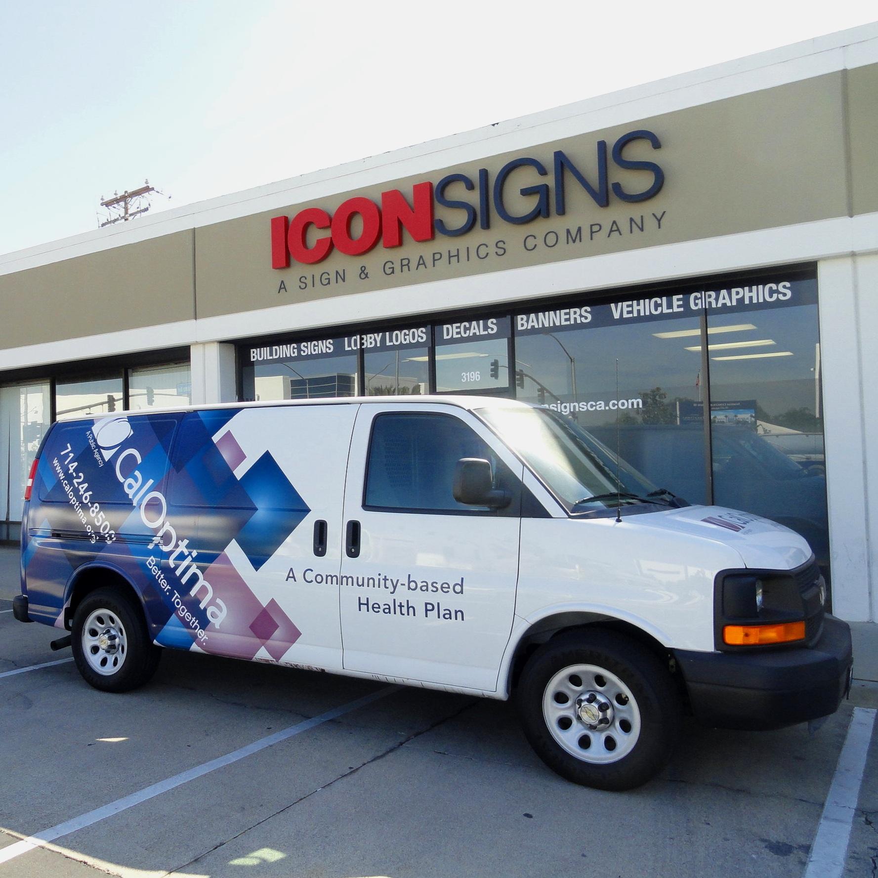 Vehicle Van Car Vinyl Wrap Graphics