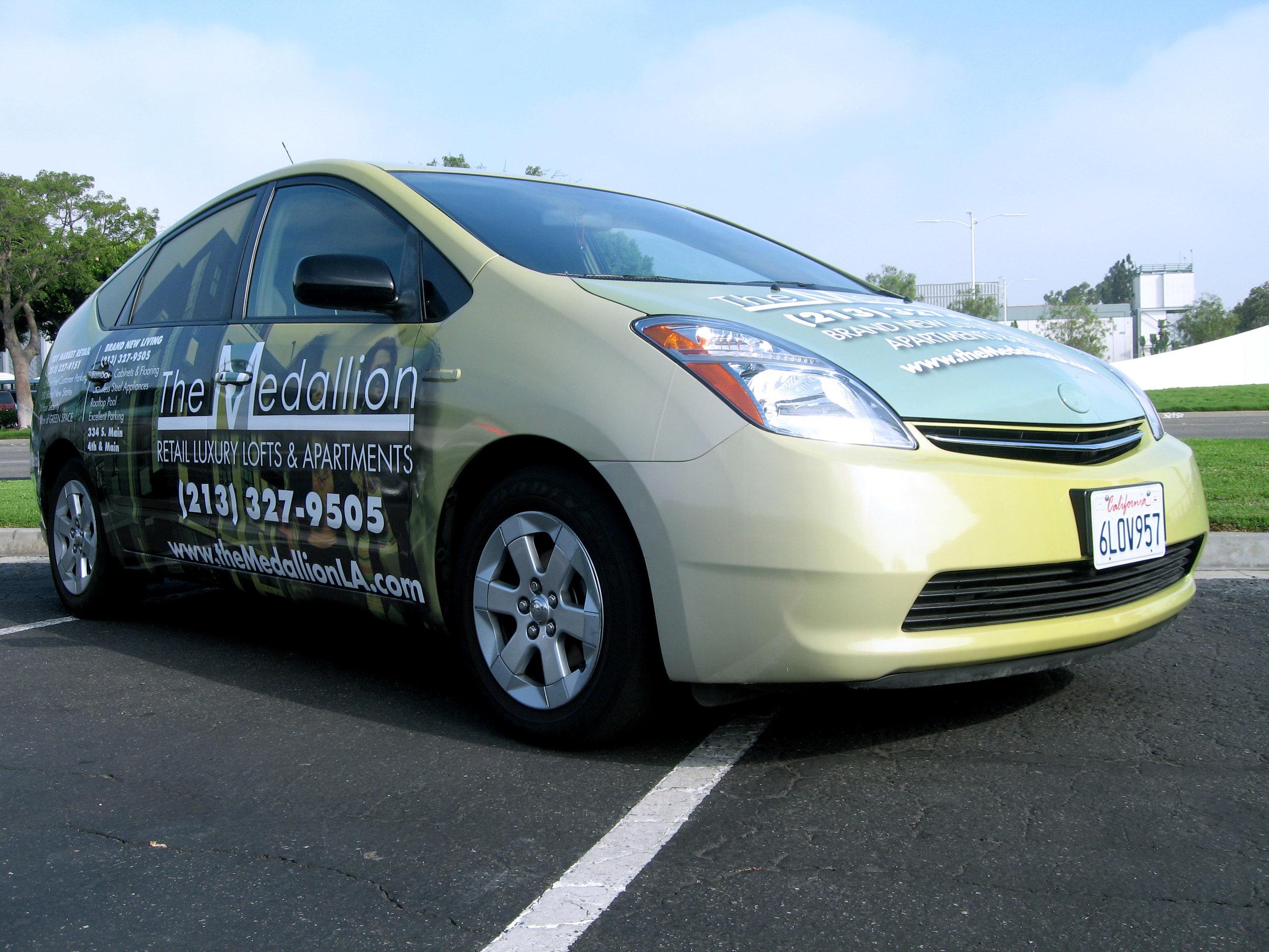 Full Car Vehicle Wrap Vinyl