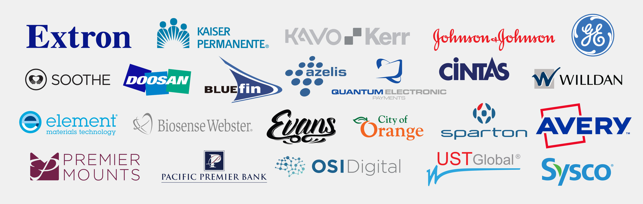 Companies we partner with