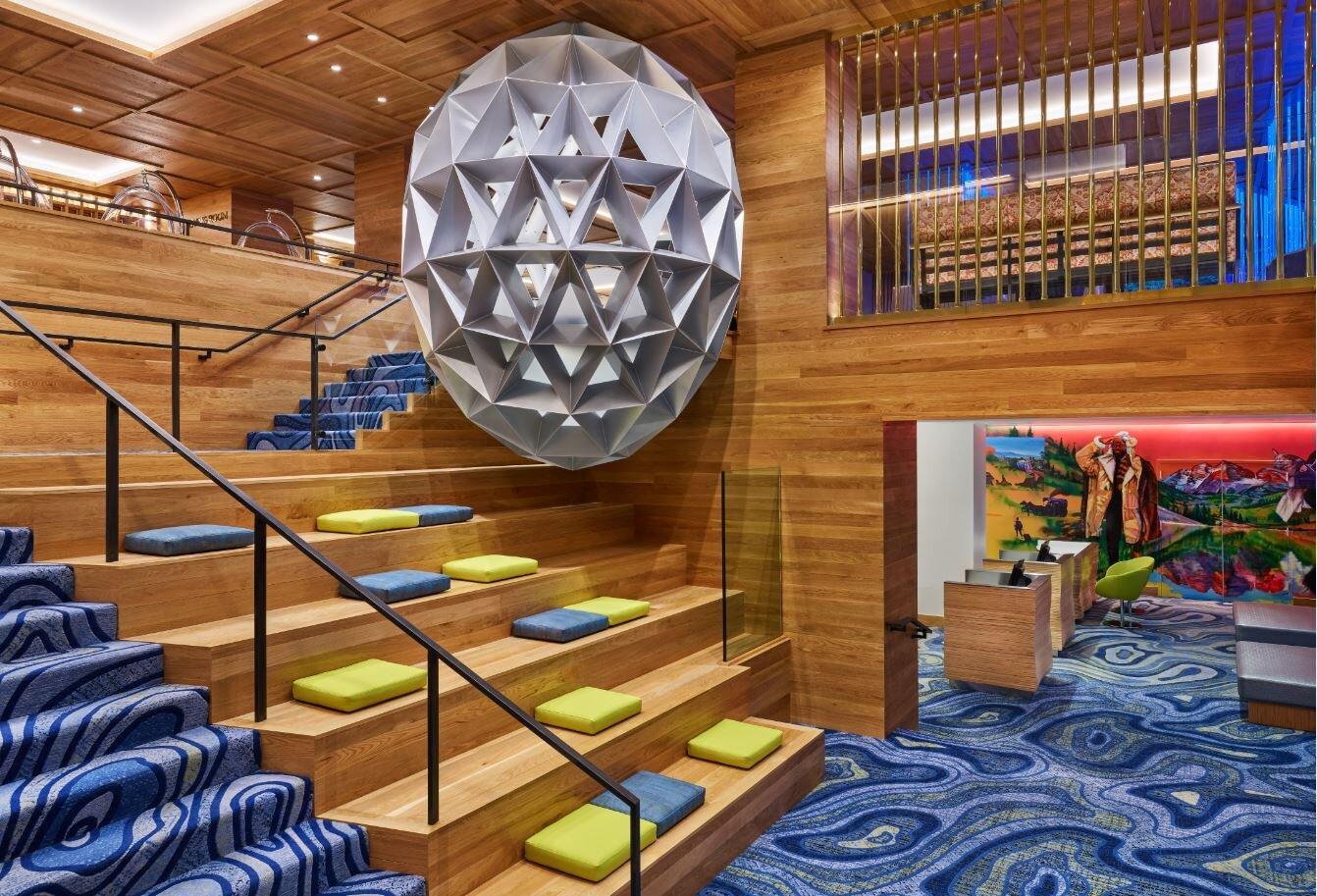 W Hotel Aspen Lobby, W HOTELS