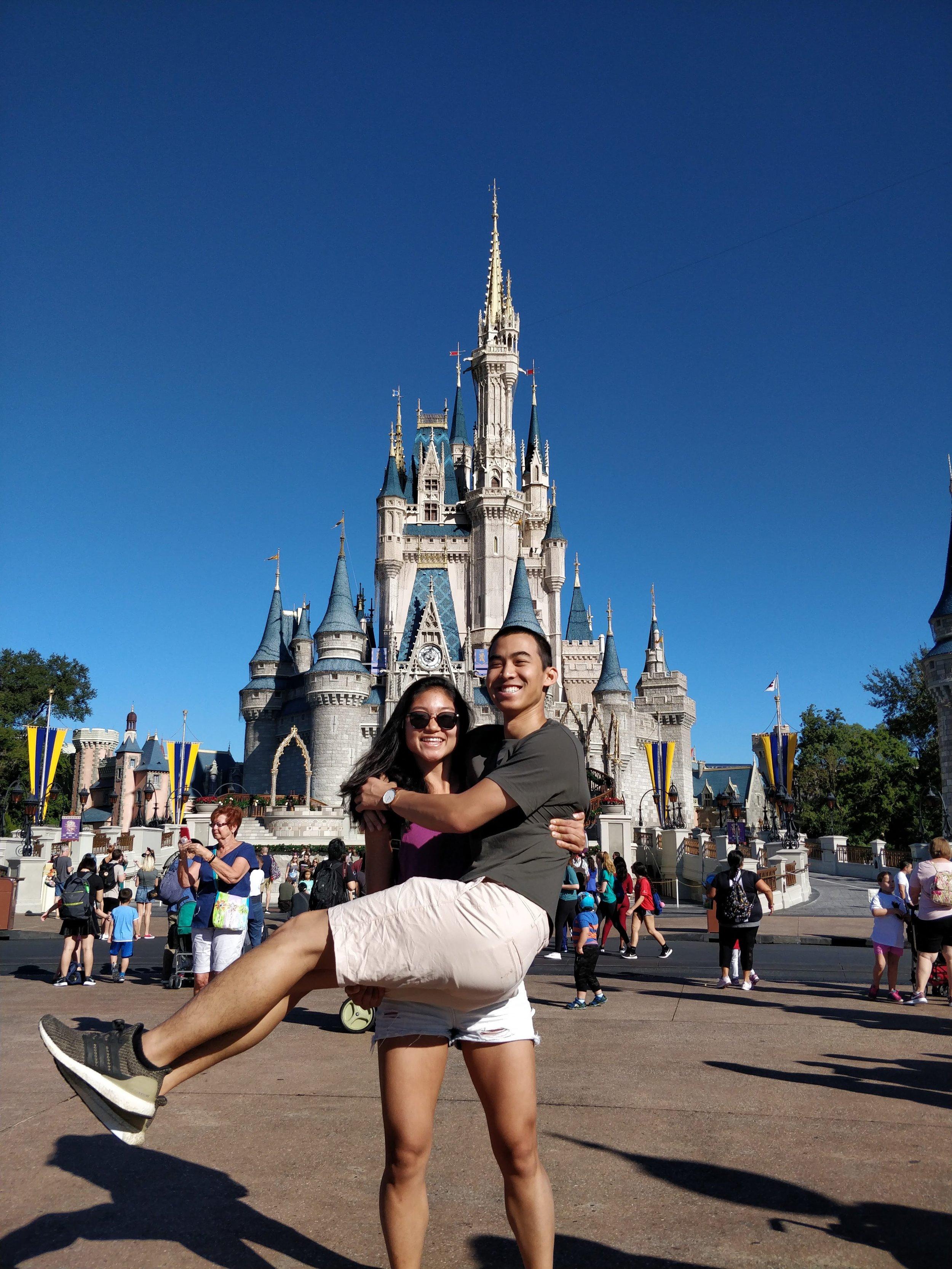 Disneyworld in Florida - 2018
