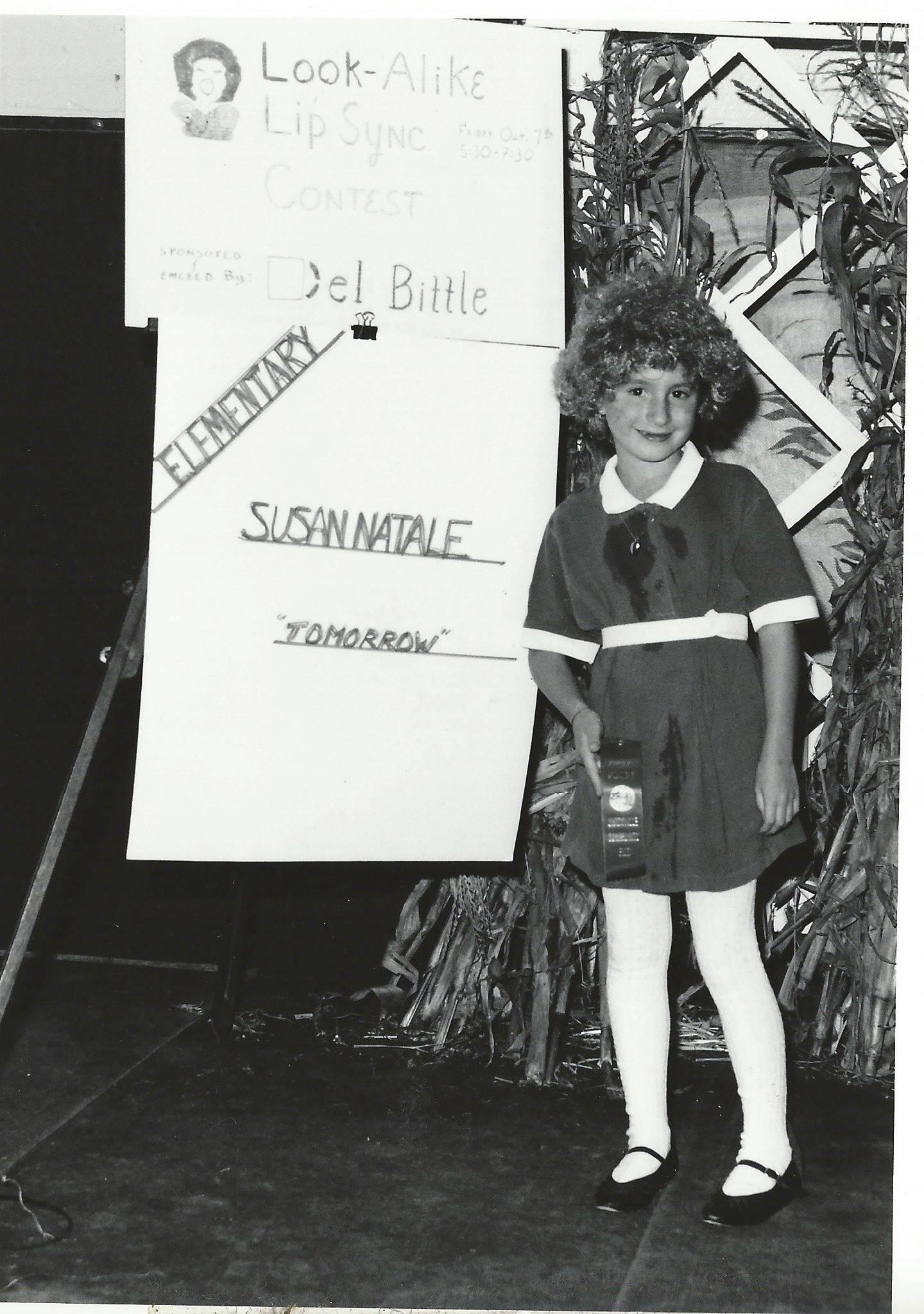 Susan Natale as Annie in the Lip Sync Battle.jpg