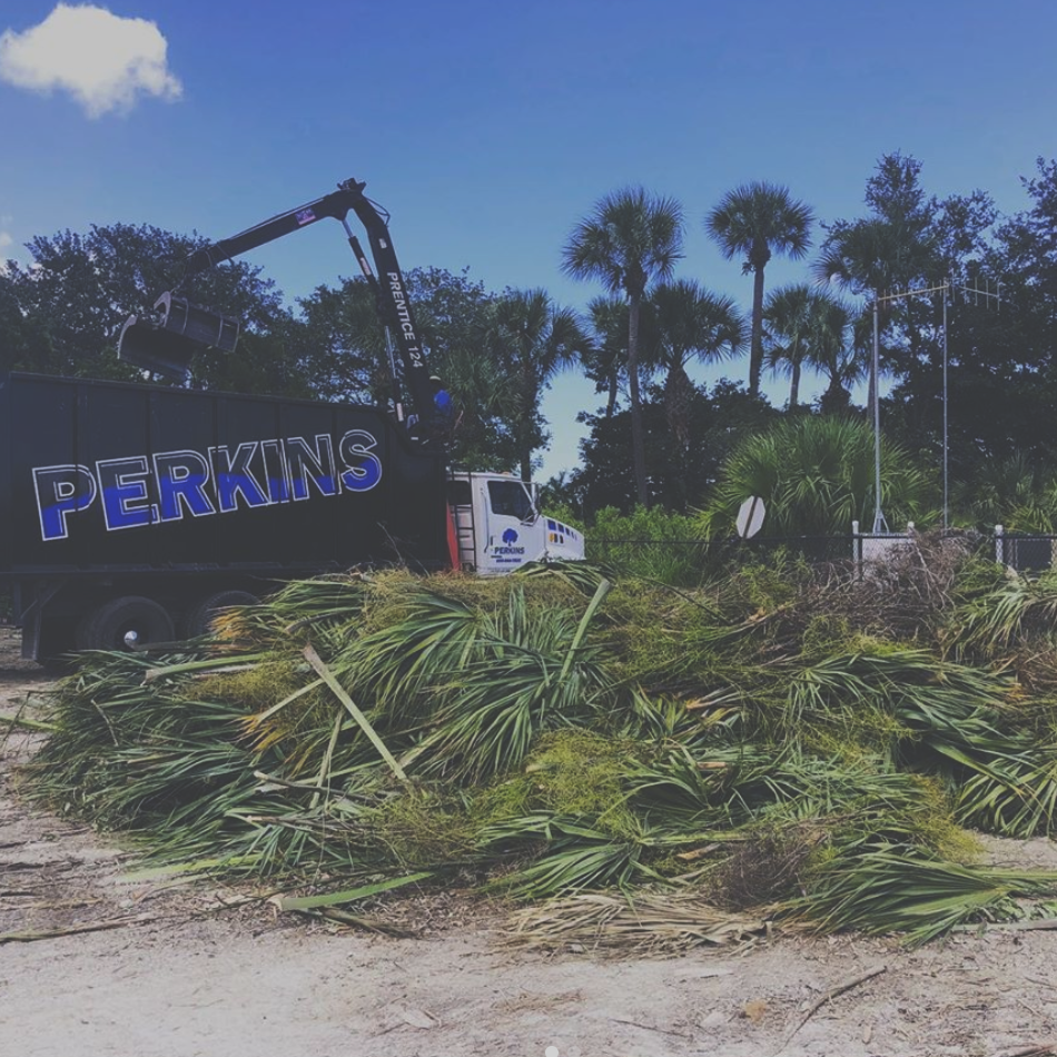 Debris Removal - As a South Florida resident, we know you are familiar with debris left behind from storms. We can help.