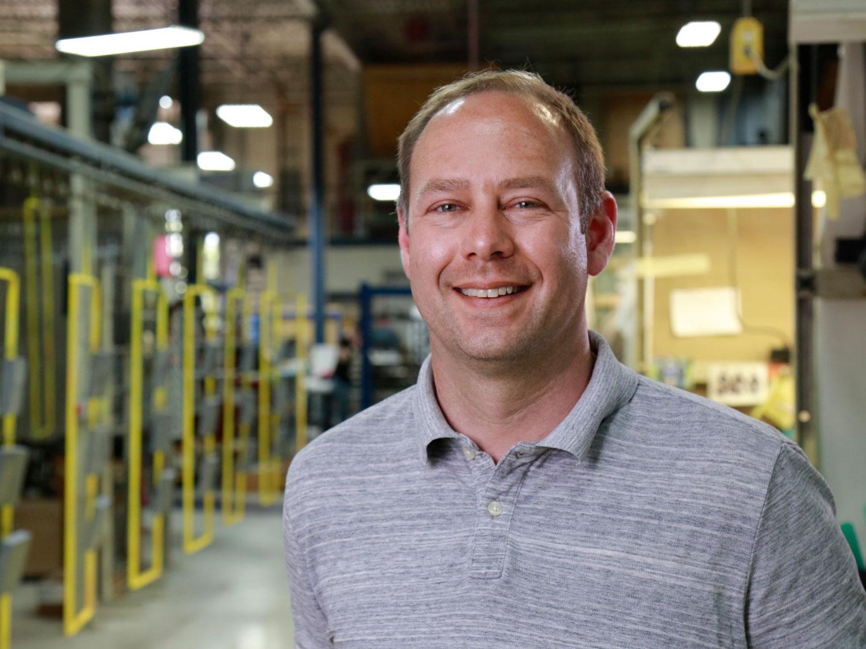Travis Strahm - Human Resources