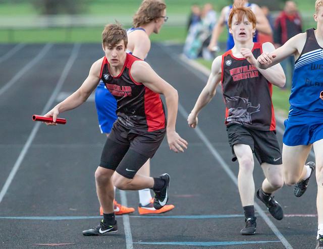 HS Boys Track & Field
