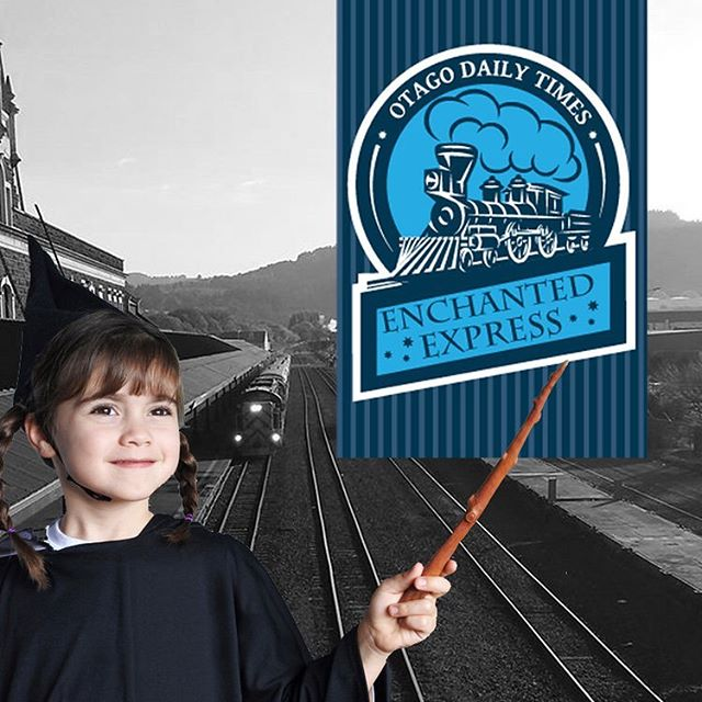Calling all witches, wizards and warlocks! WIN a family pass (4x tickets) to the sold out event of the school holidays - The ODT Enchanted Express. Departing this Tuesday from hidden Dunedin Railways platform 1 & 7/8 this journey will be full of magic, treats and a few surprises! To WIN, simply follow the link below, enter your details and you're in the draw! Winner will be announced lunch time tomorrow! https://www.odt.co.nz/EnchantedExpress