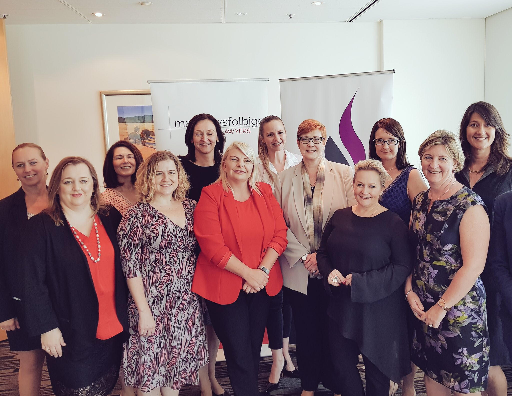 WSEW Roundtable with Foreign Affairs Minister & Minister for Women, The Hon Senator Marise Payne MP.