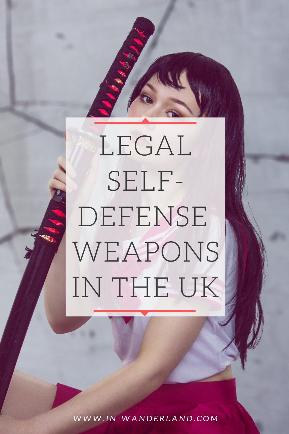 Which Self-Defense Weapons Are Legal in the UK?