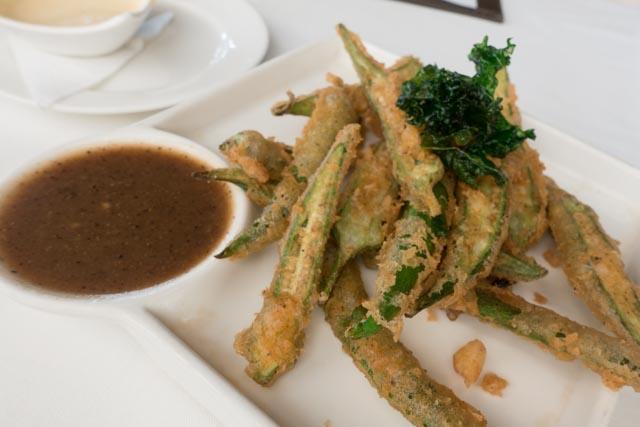 MW Restaurant's Fried Okra