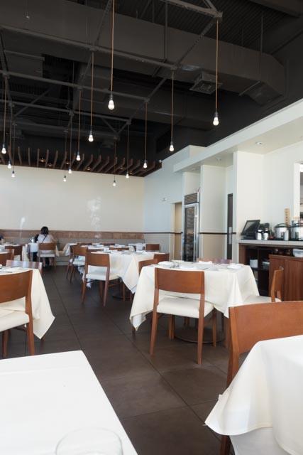 MW Restaurant Interior