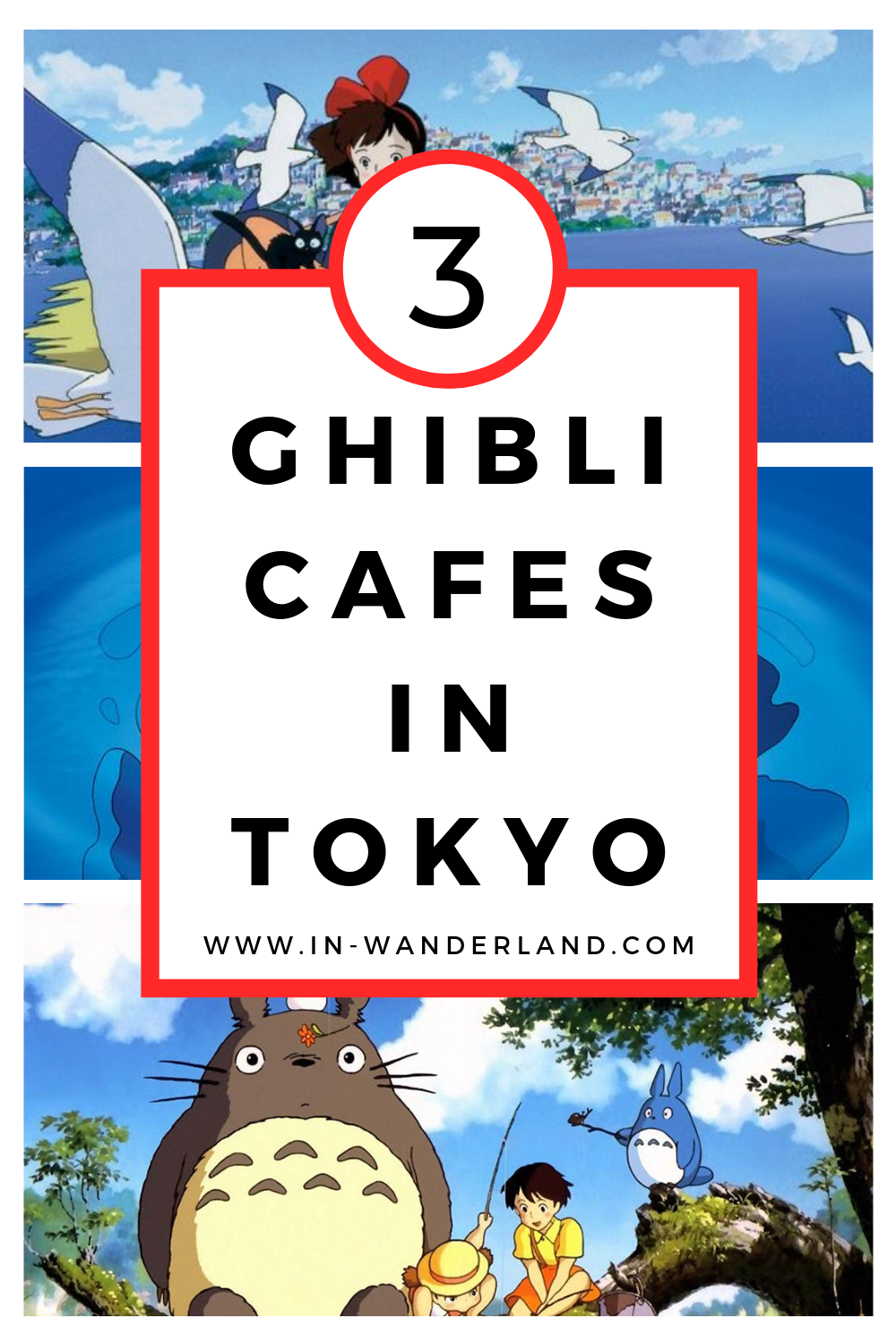 Top Cafes and Restaurants in Tokyo for Ghibli Fans