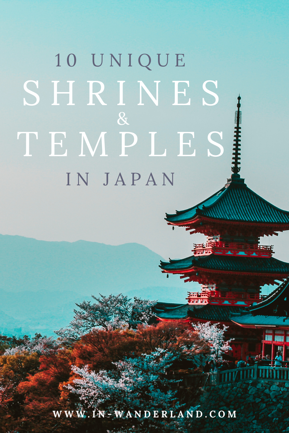 Top 10 Unique Shrines and Temples in Japan