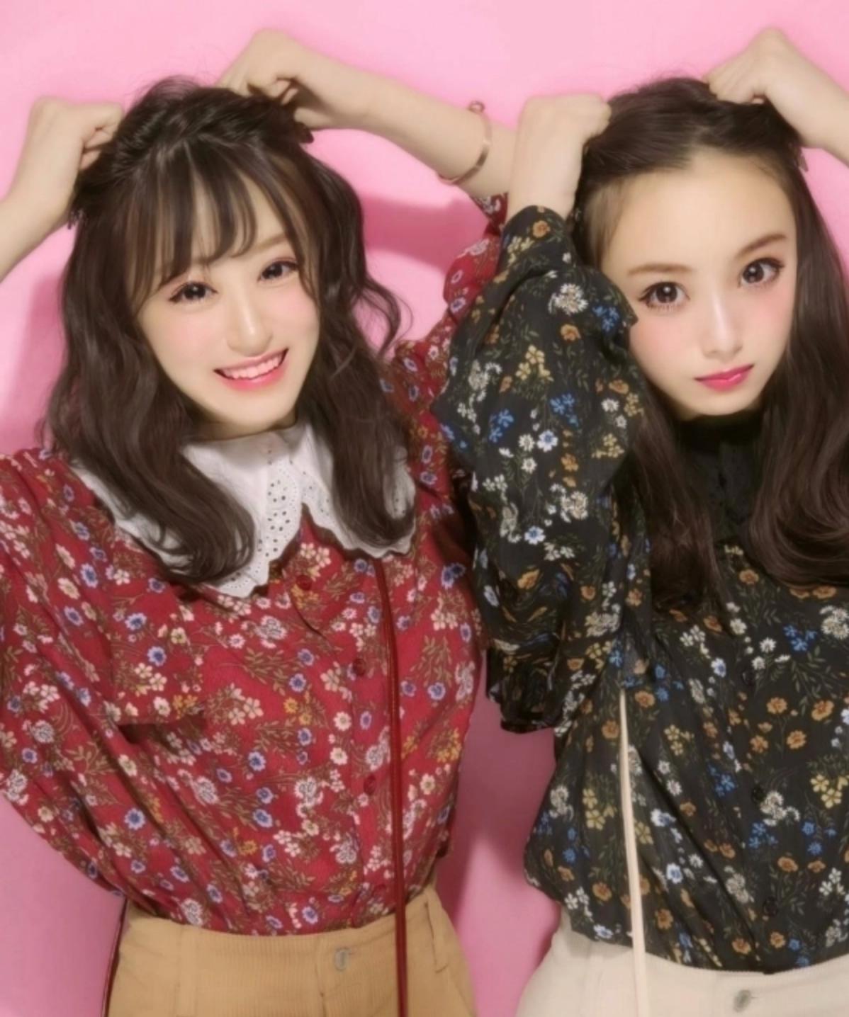 Japanese Purikura Poses - Bear Ears