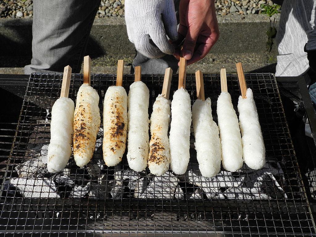 Akita Prefecture's Specialty Dish Kiritanpo