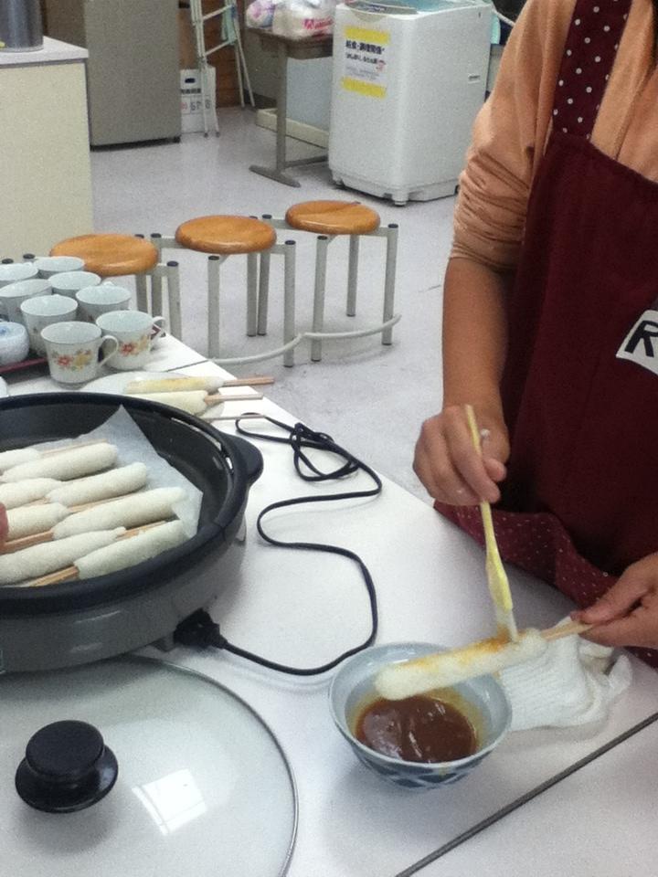 Kiritanpo: Akita's Specialty Dish - Kiritanpo with Miso Sauce