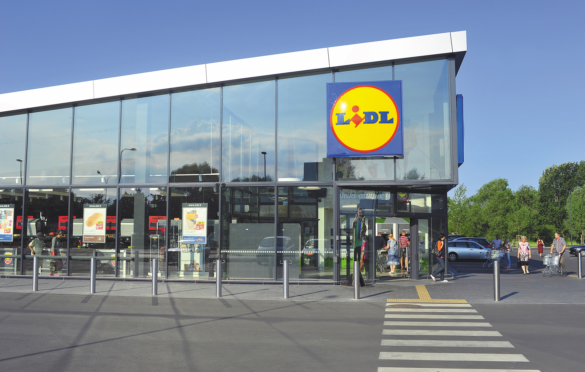 A Guide to UK Supermarket Chains - Lidl Discount Grocer
