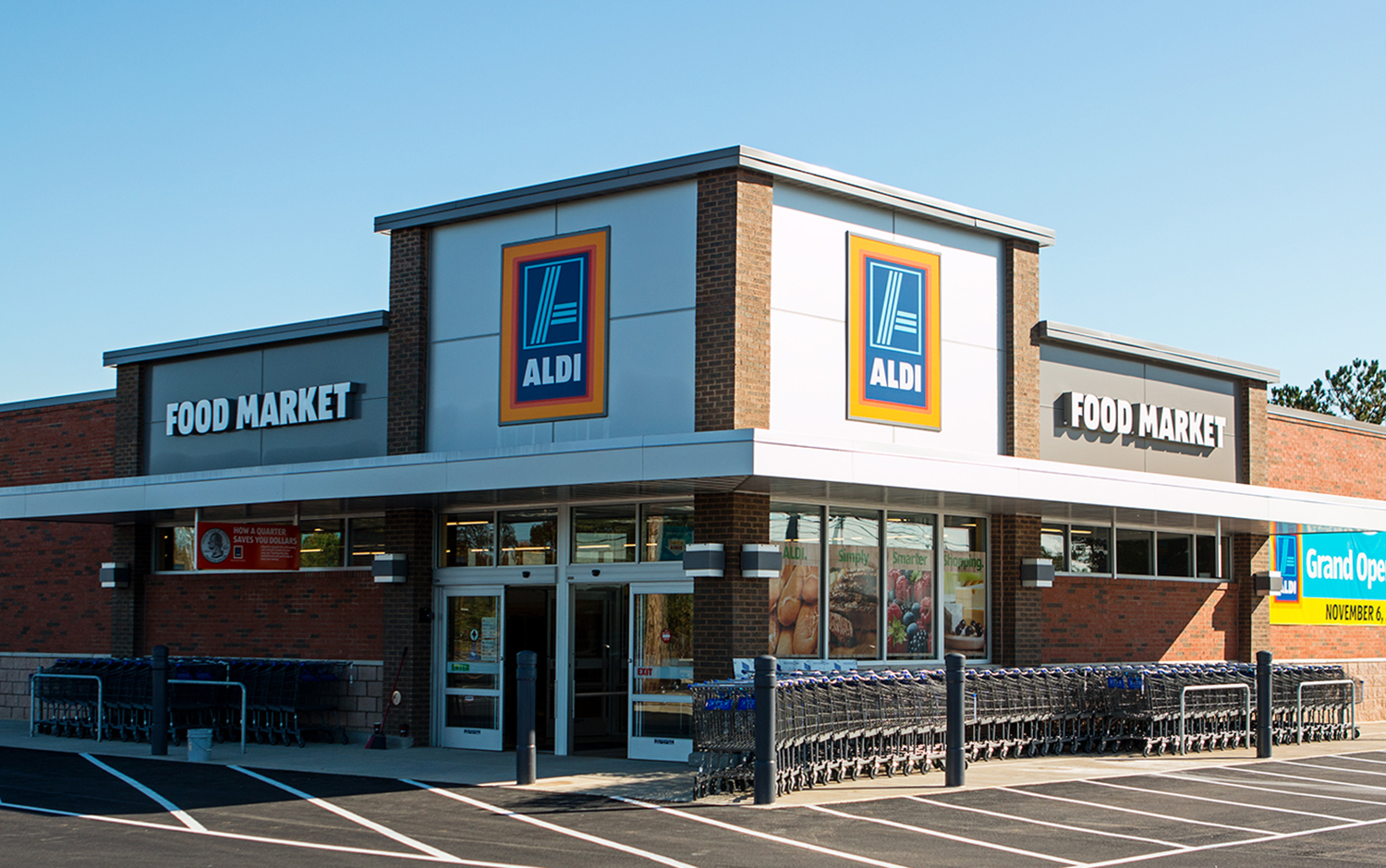 A Guide to UK Supermarket Chains - Aldi Discount Food Market