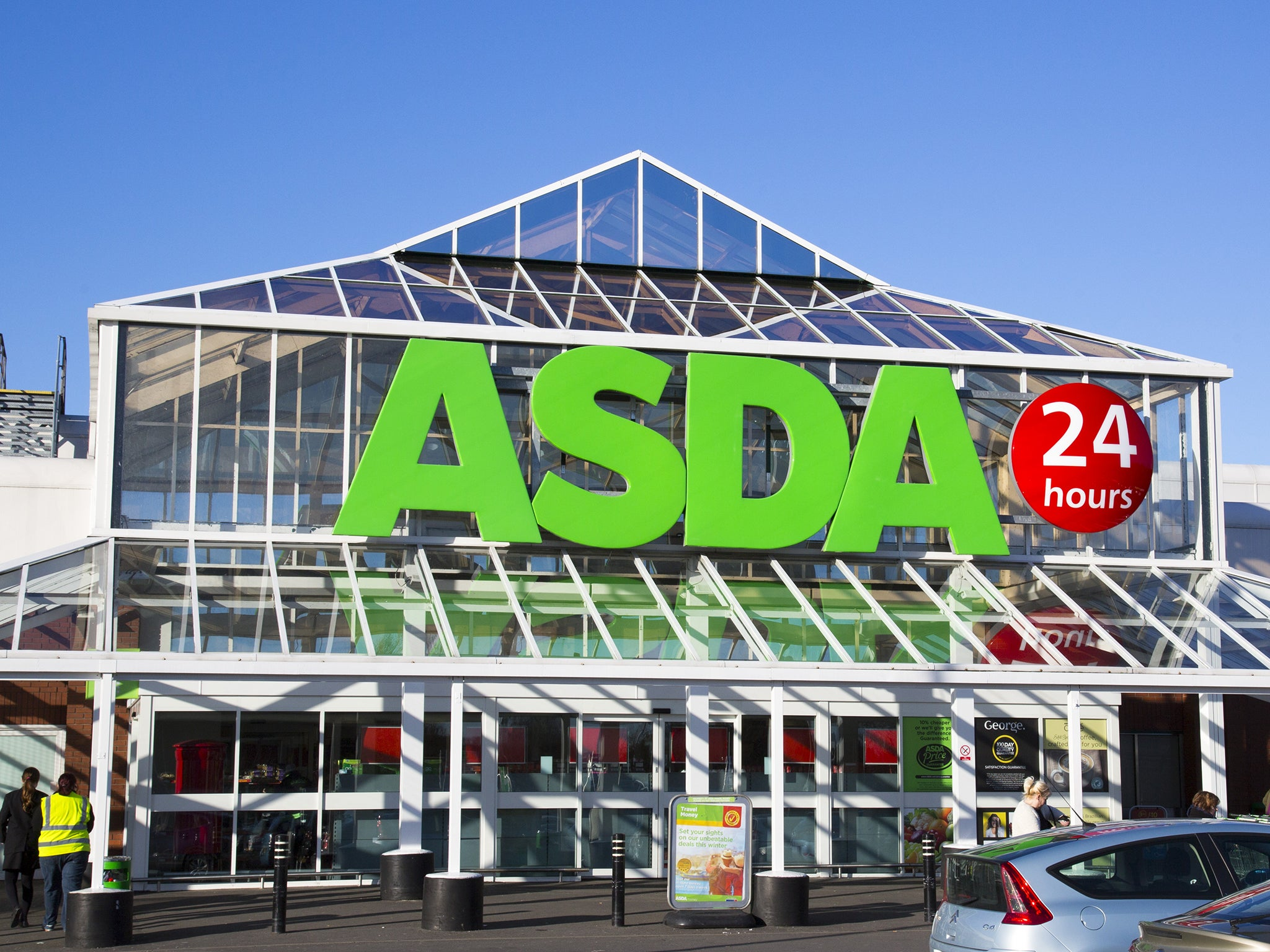 A Guide to UK Supermarket Chains - ASDA Chain
