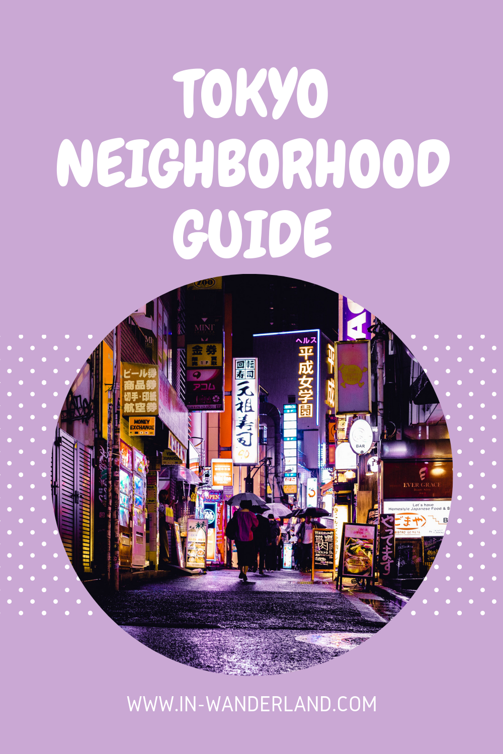 A guide to Every Neighborhood on Tokyo's Yamanote Loop