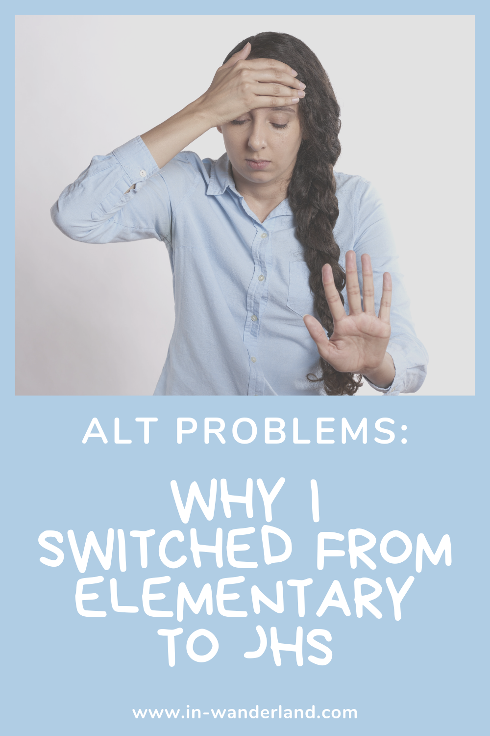 Problems As an ALT: Why I Switched from Elementary to Junior High School