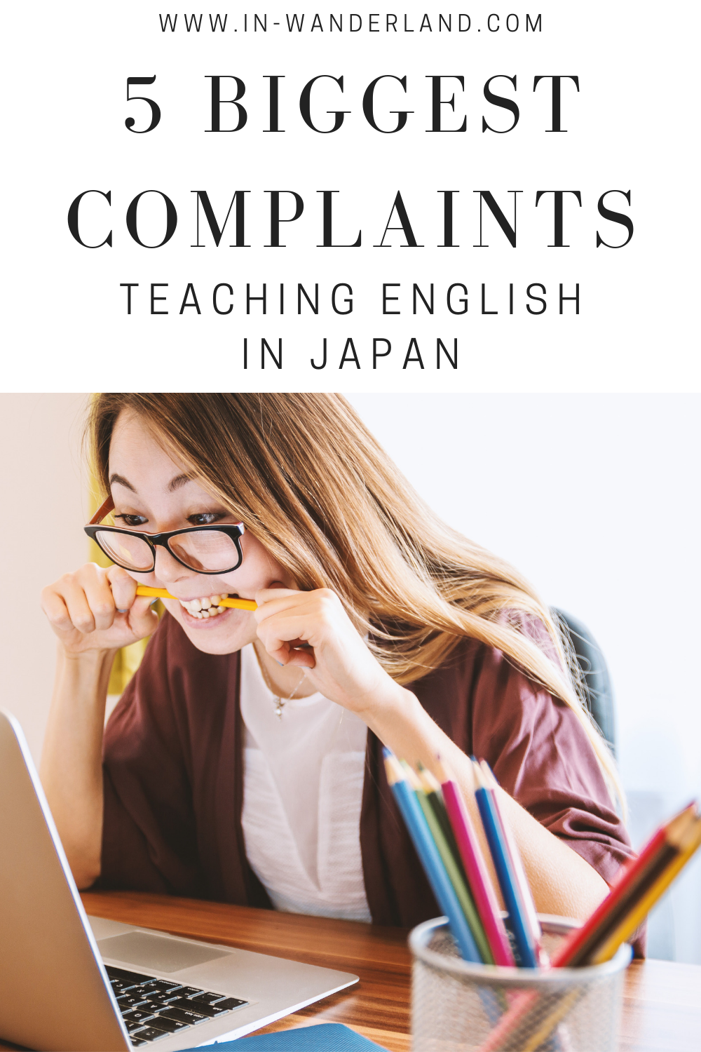 5 Biggest Complaints Working As An ALT Teaching English in Japan