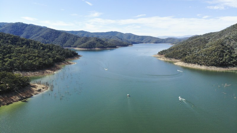 LAKE EILDON BOATING & fISHING sHOW
