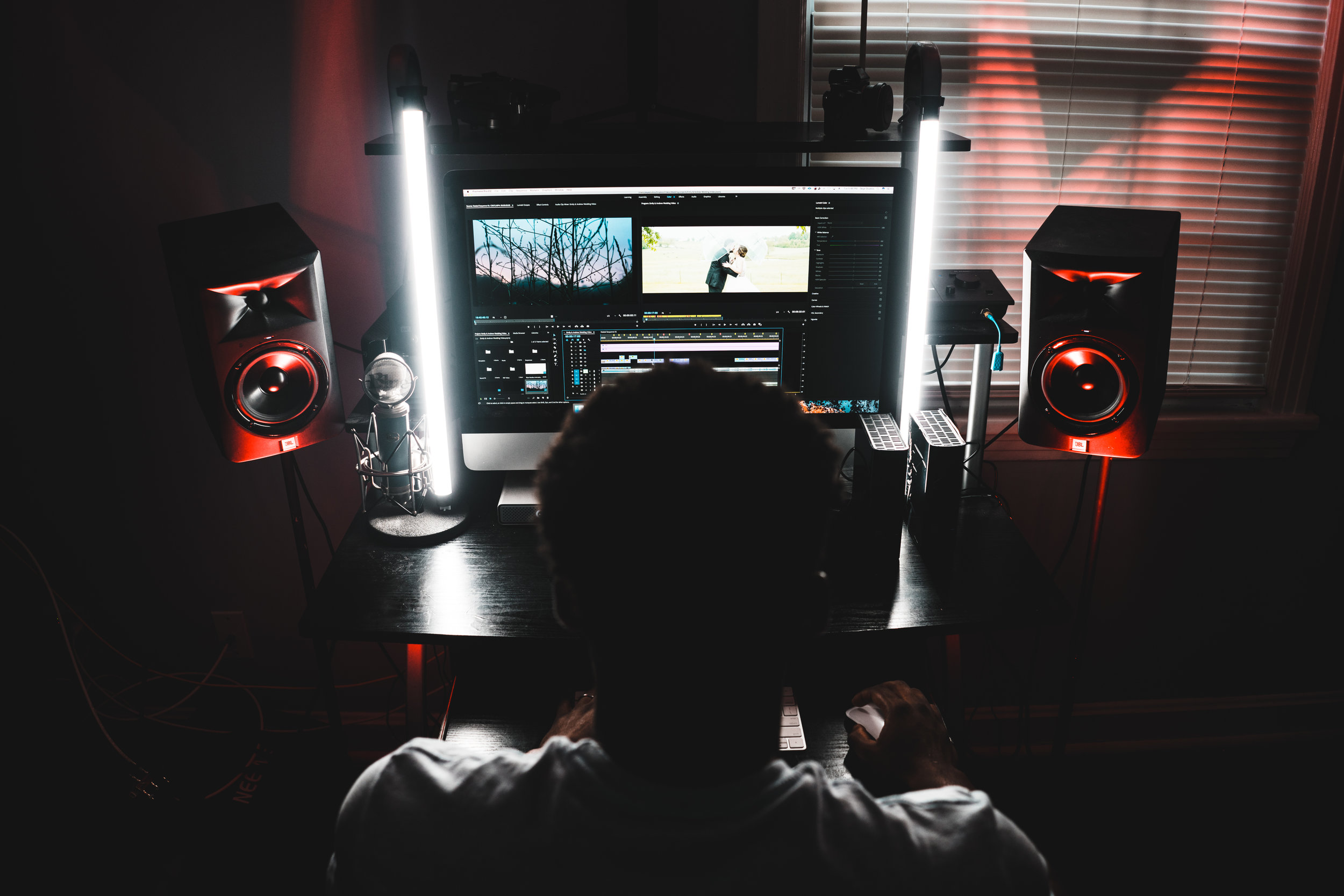 Post production -