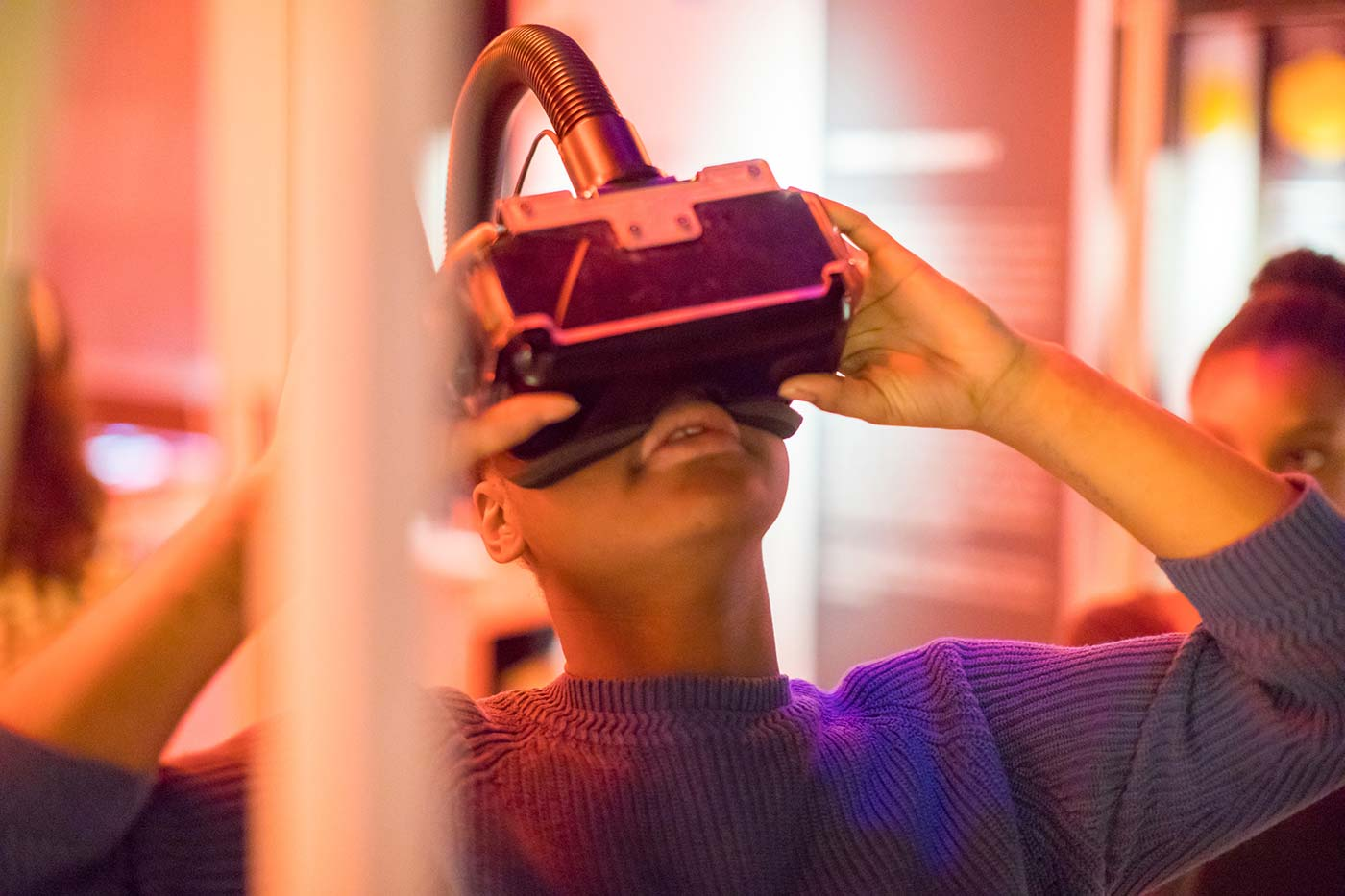 Fusion Prize - Culture Mile and Foundation for Future London have partnered on the FUSION PRIZE, a new competition - with a £50,000 prize fund - to find innovative ways to upskill future generations, empowering them to meet the demands of today's employers.
