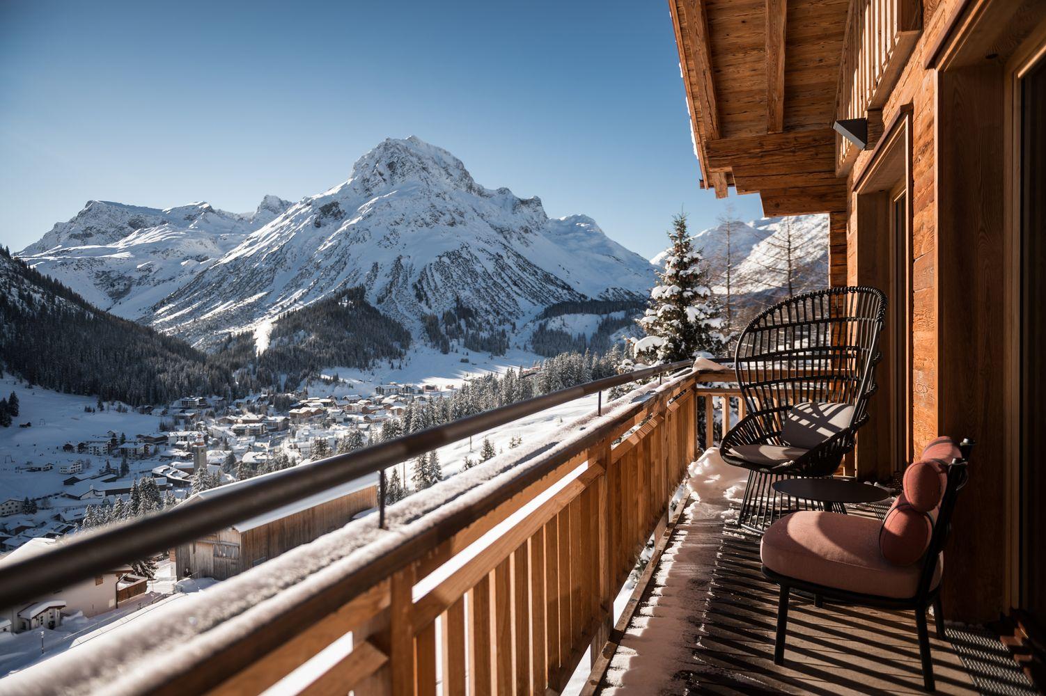 Arula Chalet - Lech, Switzerland
