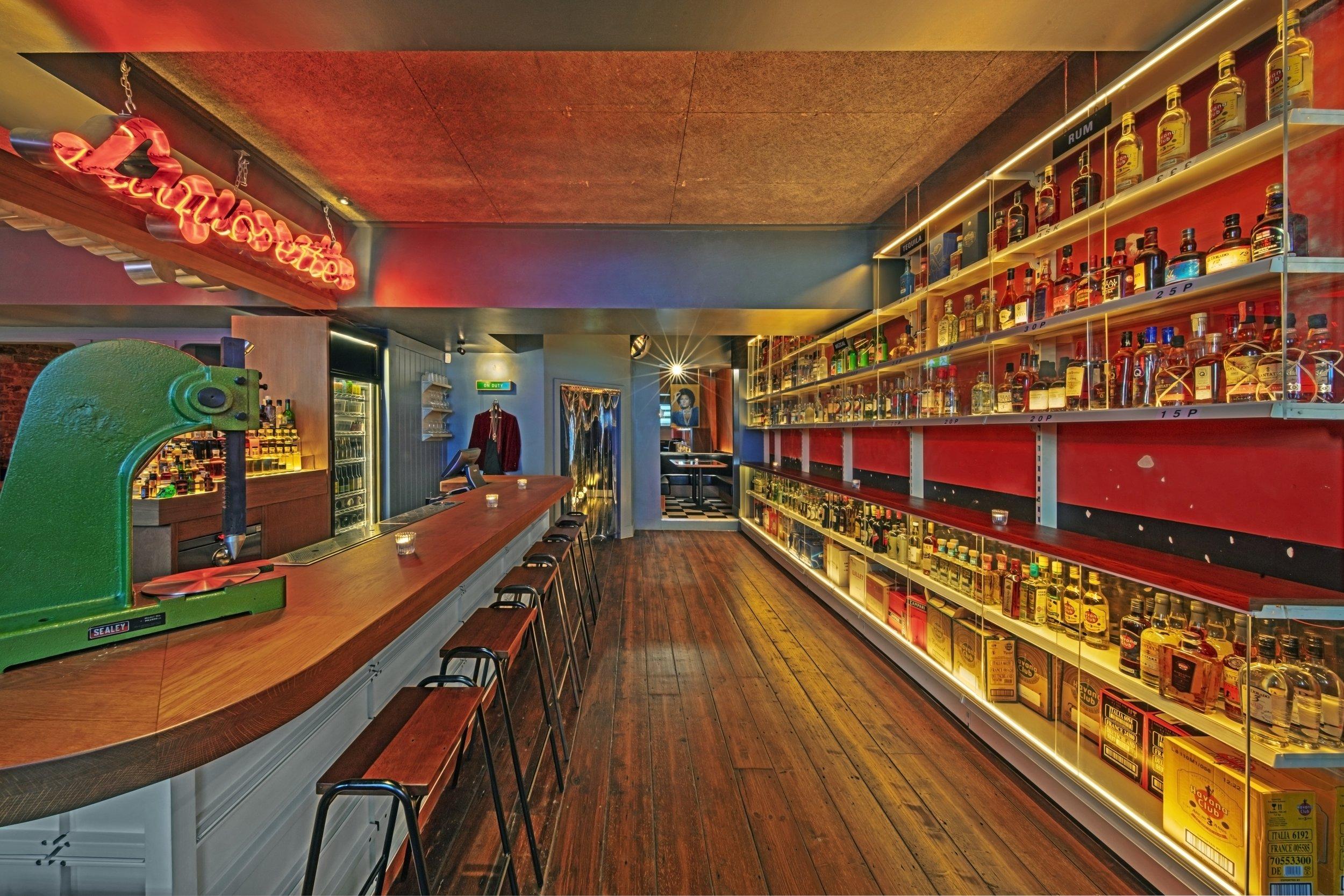 Genuine Liquorette - Fitzrovia, London